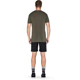 Mons Royale M's Harvey Pocket T-Shirt Olive